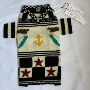 NWT Marc Jacobs Wool Dog Sweater $50
